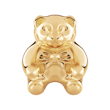 10kt Yellow Gold Teddy Bear Charm