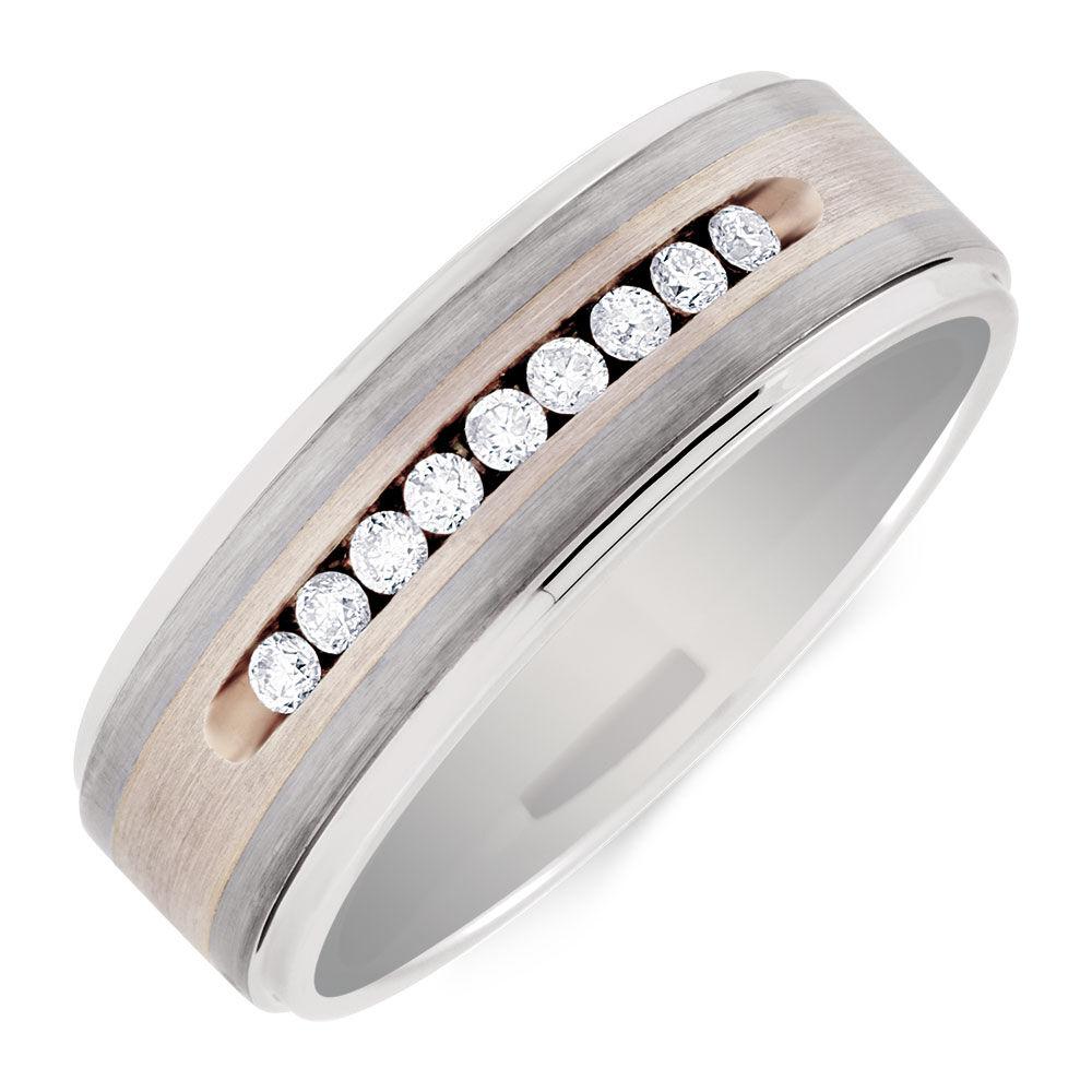 Wedding Bands Womens Mens Wedding Bands Michael Hill Jewelers