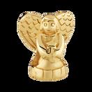 10kt Yellow Gold Angel Charm
