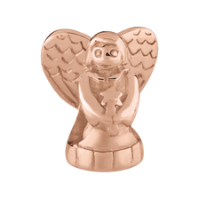 10kt Rose Gold Angel Charm