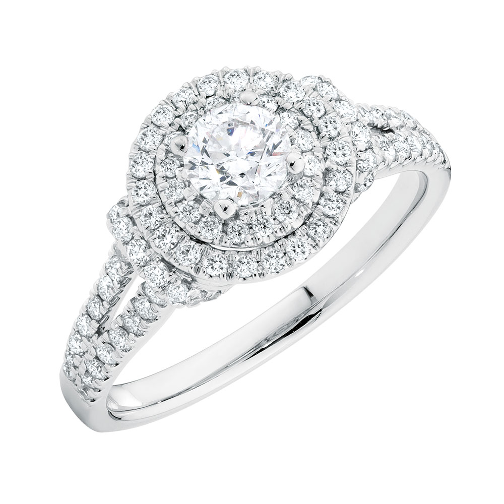 Halo Engagement Rings - Michael Hill Jewelers