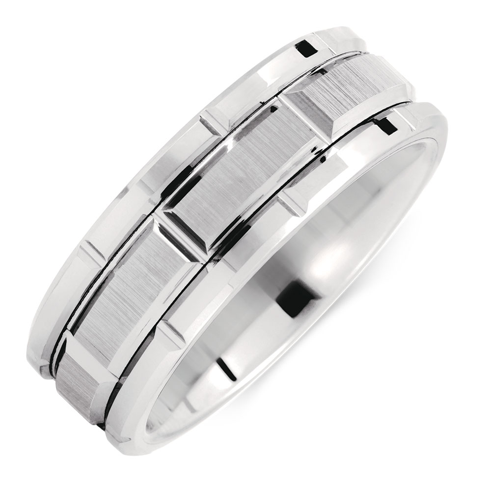 Seven Things You Should Do In Mens Wedding Rings Michael