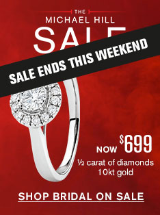 BRIDAL AND ENGAGEMENT ON SALE NOW