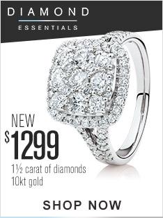 SHOP DIAMOND ESSENTIALS