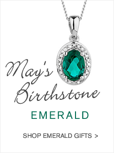May's Birthstone: Emerald