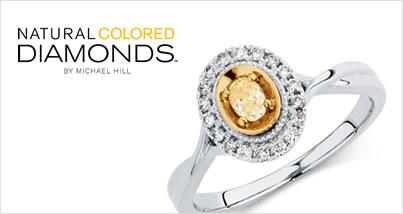 NATURAL COLOURED DIAMOND COLLECTION