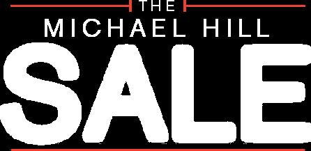 The Michael Hill Sale Logo