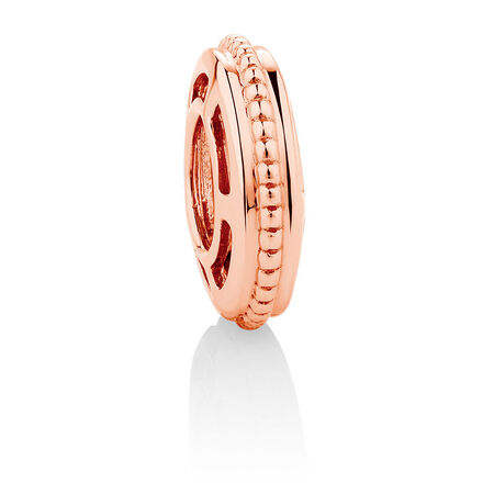 Spacer in 10kt Rose Gold