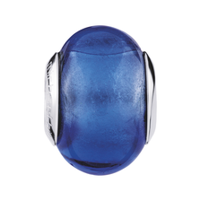 Blue Murano Glass Charm