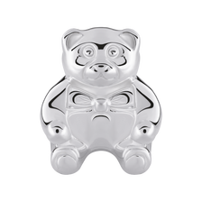 Sterling Silver Teddy Bear Charm