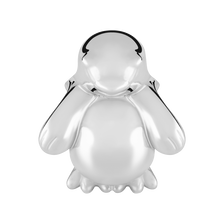 Sterling Silver Penguin Charm
