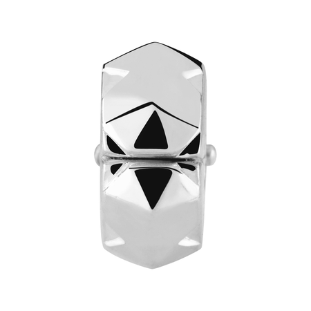Sterling Silver Faceted Stopper