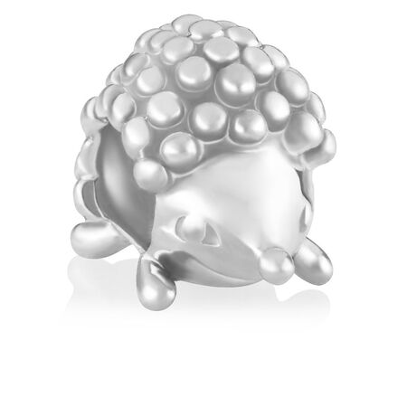 Sterling Silver Echidna Charm