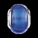 Blue Murano Glass Charm