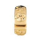 10kt Yellow Gold Flower Stopper