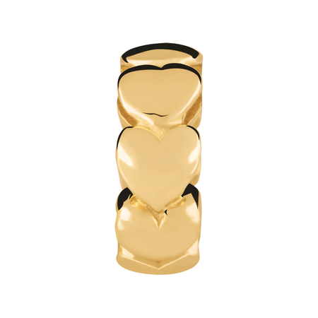 10kt Yellow Gold Spacer