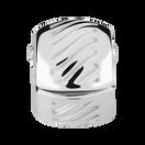 Sterling Silver Patterned Stopper