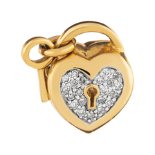 1/4 Carat TW Diamond Heart Locket Charm