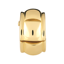 10kt Yellow Gold Stopper