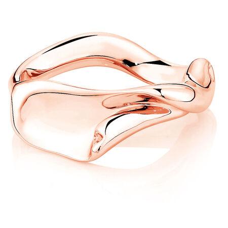 Spirits Bay Ring in 10kt Rose Gold