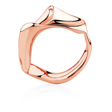 Spirits Bay Ring in 10kt Rose Gold