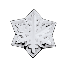 Sterling Silver Snowflake Charm