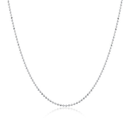 "45cm (18"") Chain in Sterling Silver"