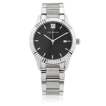 Ladies Watch in Silver Stainless Steel