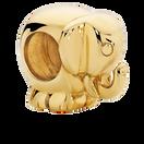 10kt Yellow Gold Elephant Charm