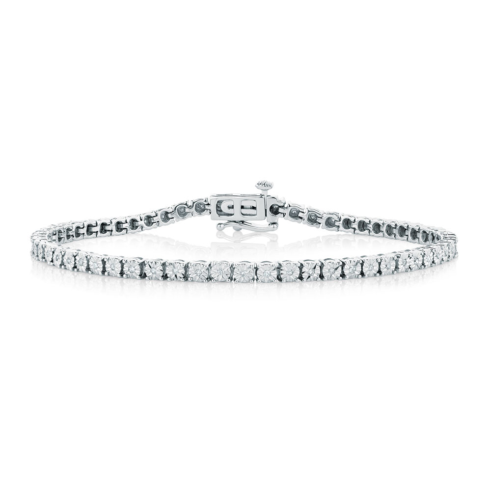 sterling jared jaredstore en jar hover silver diamond cut to bangle carat zm round bracelet zoom bangles mv tw ct