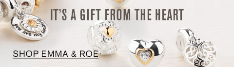 IT'S A GIFT FROM THE HEART. SHOP VALENTINE'S DAY