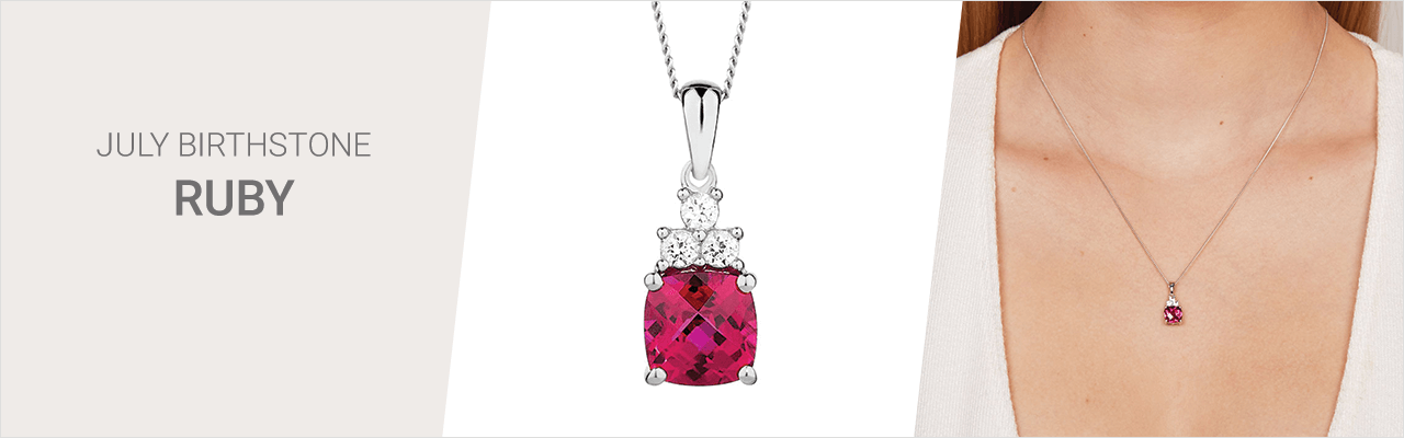 July Birthstone: Ruby