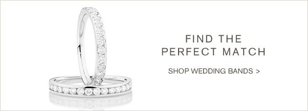 Find the perfect match: shop wedding bands >